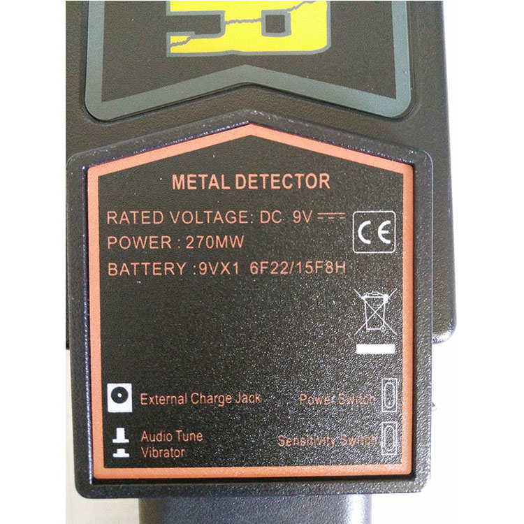 MD3003b1 Super Scanner metal detector