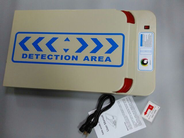 TABLE NEEDLE DETECTOR